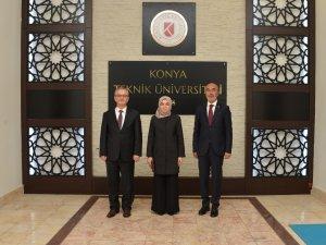 Milletvekili Usta'dan, Rektör Özçelik'e Ziyaret
