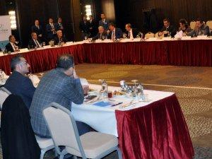 MEVKA'da değerlendirme toplantısı