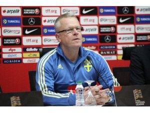 """Janne Andersson: """"Takımımız iyi bir performans sergiledi"""""""
