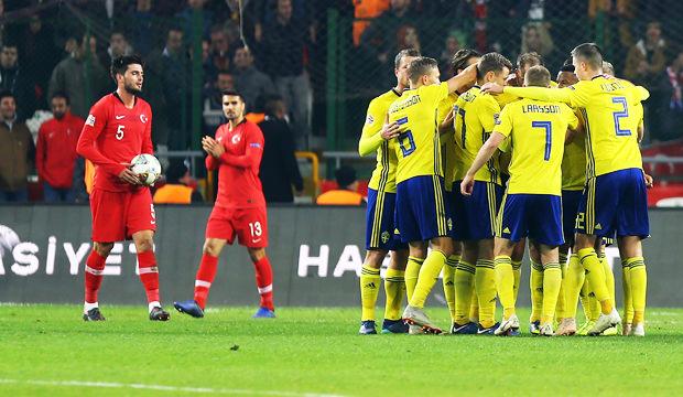 Türkiye-İsveç maçından notlar