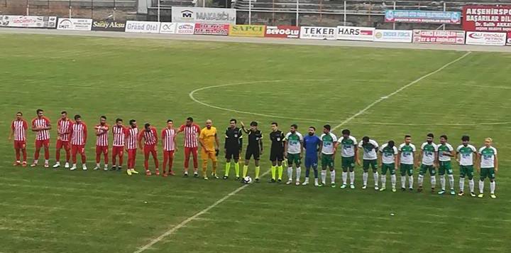 BAL'da Konya derbisi Akşehirspor'un