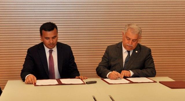 NEÜ'den Uluslararası İkili İşbirliği Protokolü