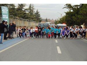 Akşehir'de Zekai Baloğlu atletizm yarışması düzenlendi