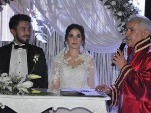 Sena ile Ahmet Burak mutluluğa imza attılar