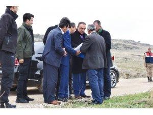 Vali Soytürk Tekstil İhtisas Organize Sanayi Bölgesi alanında incelemelerde bulundu