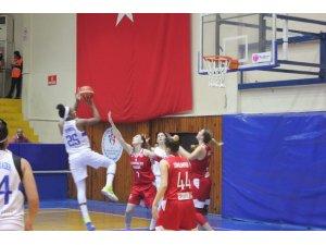 FIBA Kadınlar Avrupa Ligi: Hatay Büyükşehir Belediyespor: 71 - Olympiakos: 55