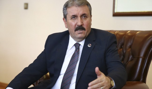 HDP ile işbirliği vatana ihanettir...