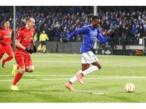 UEFA Avrupa Ligi: Sarpsborg: 2 - Beşiktaş: 0 (İlk yarı)