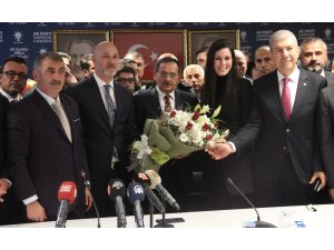 """Demir: """"Örnek bir belediyecilik anlayışını Samsun'da gerçekleştireceğiz"""""""