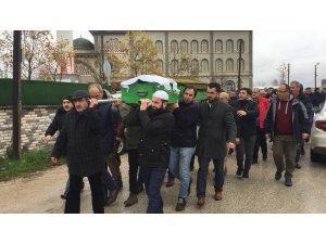 Konteyner kazasında ölen iki işçi toprağa verildi