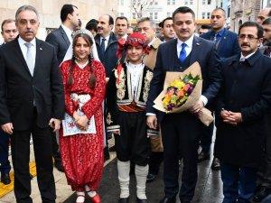 Bakan Pakdemirli Konya'da