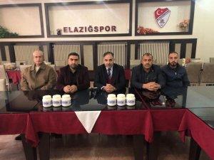 Elazığspor'un durumunu anlatan destek Peynir!