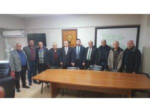 Ahmet Namlı, İl Genel Meclisi üyeliğine aday adayı oldu