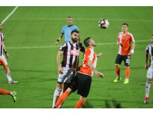 Spor Toto 1. Lig: Adanaspor: 0 - Hatayspor: 0 (İlk yarı sonucu)