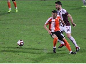Spor Toto 1. Lig: Adanaspor: 0 - Hatayspor: 0