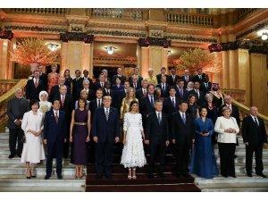 G20 liderleri yemekte buluştu. Erdoğan'a özel helal menü hazırlandı