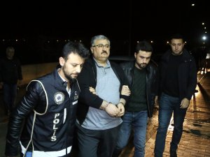 FETÖ'nün eski Şanlıurfa il imamı ve eşinin Adana'da yakalanması