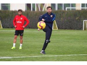 Kayserispor Trabzonspor'a hazır
