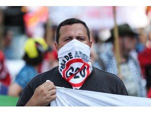 Buenos Aires'te G20 protestoları