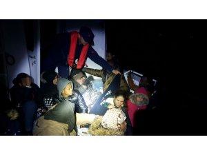 Son 1 haftada denizlerde 262 göçmen yakalandı