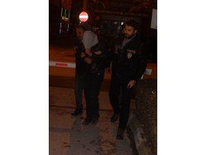 14 ayrı hırsızlık ve yaralama şüphelisi tutuklandı