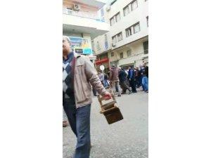 Viranşehir'de akraba kavgası