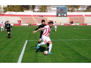TFF 2. Lig: Kahramanmaraşspor: 0 - Etimesgut Belediyespor: 2