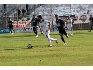 TFF 2. Lig: Fethiyespor: 0 Manisa Büyükşehir Belediyespor: 2
