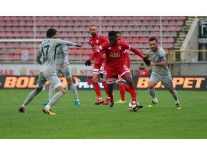 Futbol: Spor Toto 1 . Lig