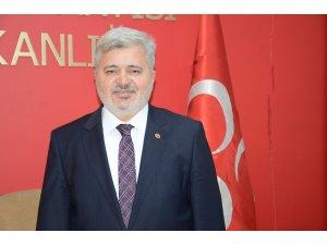 Op. Dr. Nazmi Başaran MHP Büyükşehir Belediye başkan aday adaylığını açıkladı
