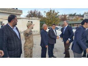 Adalet Bakanı Gül'den taziye ziyareti