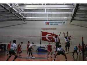 TVF Erkekler 1. Lig: Solhanspor: 3 - Akkuş Belediye: 1