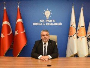 AK Parti'de istifa eden 8 ilçe başkanı yeniden adaylık için başvuru yaptı