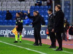 Spor Toto Süper Lig: M. Başakşehir: 0 - DG Sivasspor: 1 (Maç sonucu)