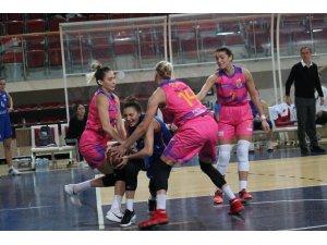Türkiye Kadınlar Basketbol Ligi: Yalova VIP: 71 - A Koleji: 81