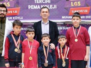 Pema Koleji'nden satrançta başarılı sonuçlar