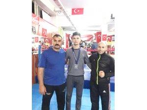 Konyalı sporcu MMA'da 2. oldu