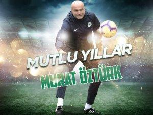 Atiker Konyaspor'dan kutlama