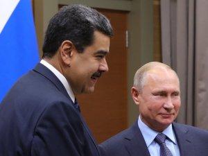 Maduro'ya destek veren ülkeler
