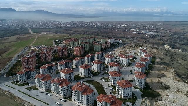 Beyşehir'de 2.Etap TOKİ sevinci