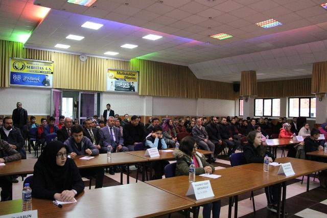 Seydişehir'de bilgi yarışması