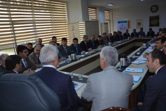 MEB müdürleri toplandı