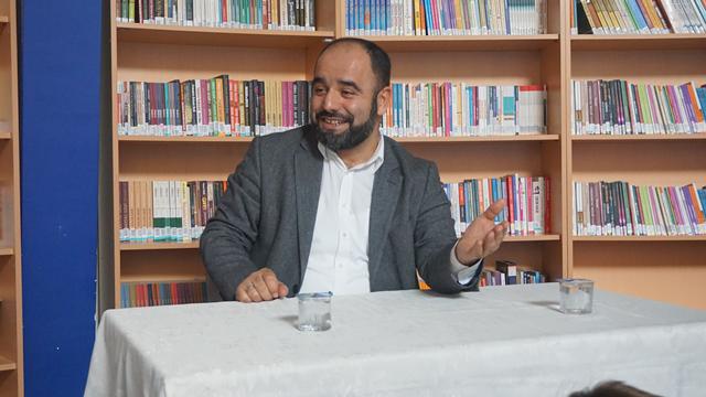 Özel Türmak'ta Yazar buluşması devam ediyor