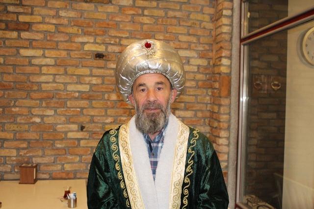 Renkli kişilik Çukur'un son durağı Konya!