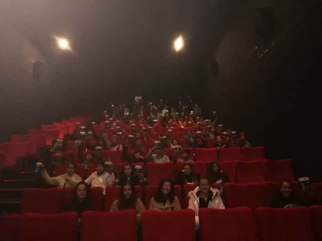 Belediye'den çocuklara sinema etkinliği