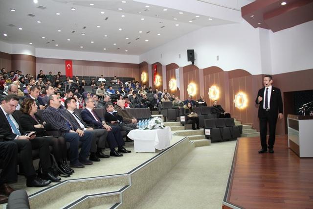 "Sayıştay Başkanı Baş'tan ""Kariyer Planlaması"" konferansı"