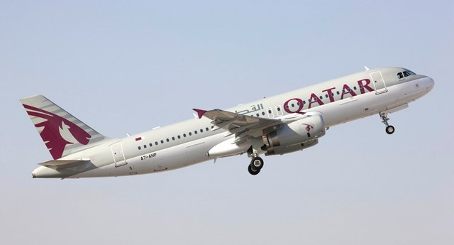 """Katar Havayolları """"Direniş Karatay"""" eşliğinde uçuş yapacak"""