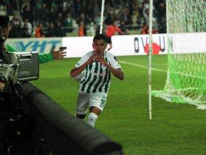 Konyaspor yeni transferlerinden gol yollarında  katkı alamadı