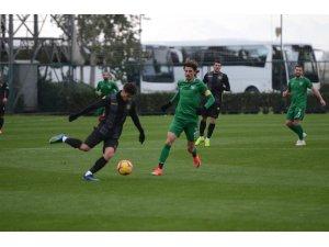 E. Yeni Malatyaspor hazırlık maçını 1-0 kazandı