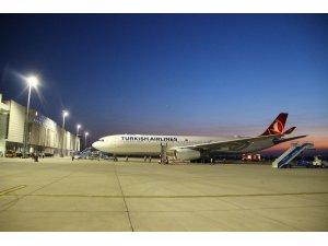 2018 Aralık ayında Balıkesir Koca Seyit Havalimanı'nda 16 bin 594 yolcuya hizmet verildi